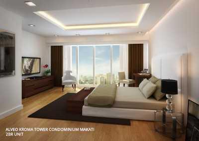 2BR Unit Kroma Tower Condo Makati