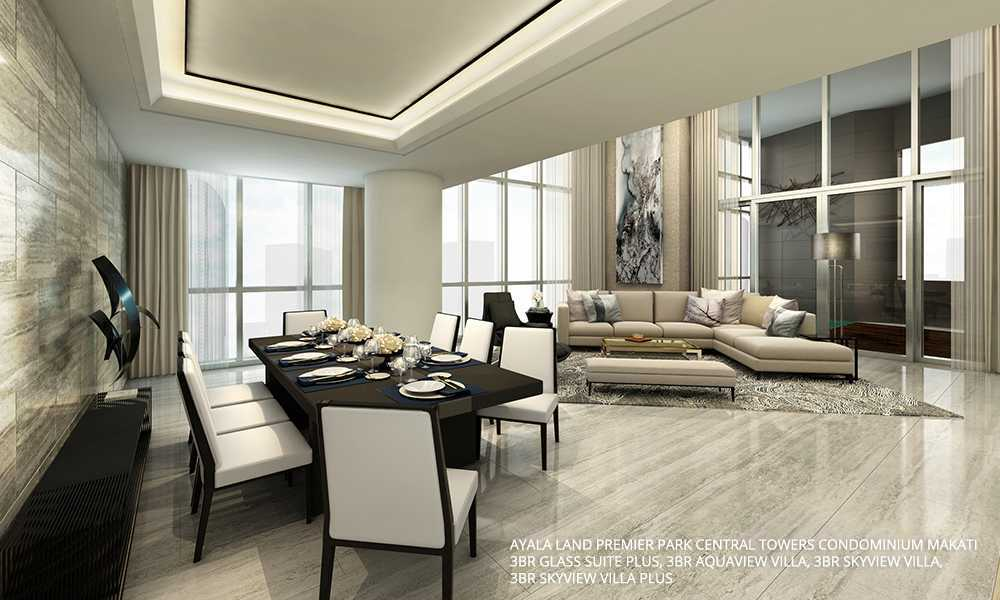 3BR Unit Park Central Towers Condo Makati