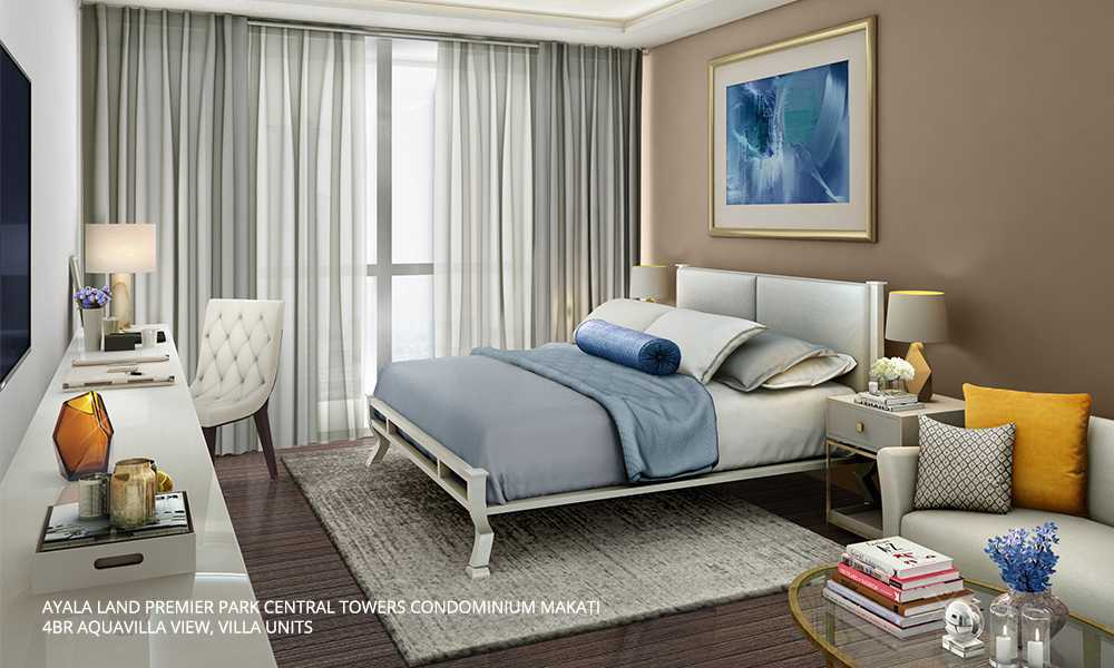 4BR Unit Park Central Towers Condo Makati