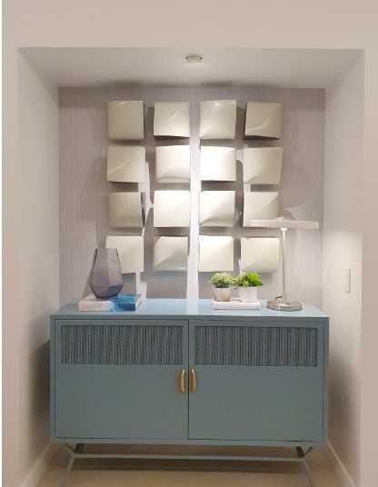 Orean Place One Bedroom Model Unit