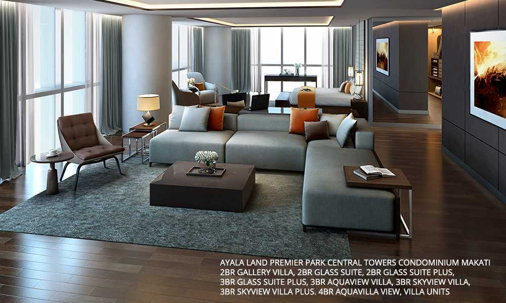 Anadem Unit Park Central Towers Condo Makati