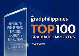 Alveo Land is one of Gradphilippines' Top 100 Employers