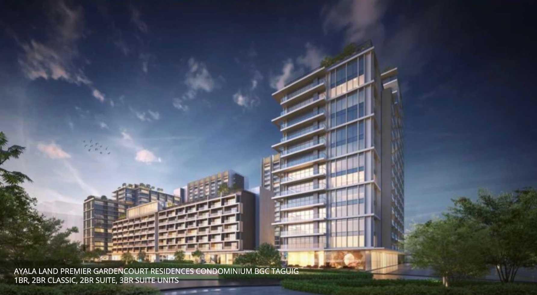 Gardencourt Residences Condominium BGC Taguig