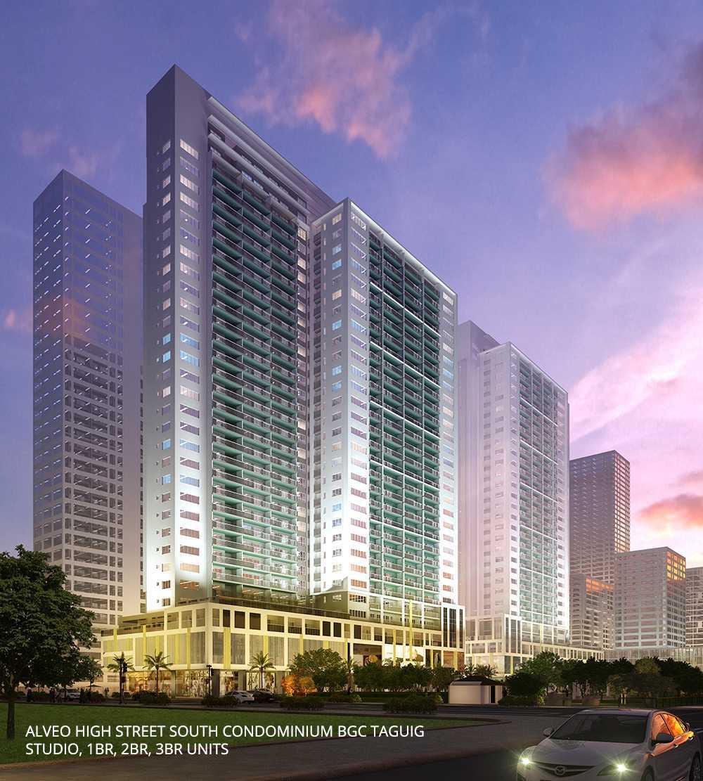 High Street South Condominium BGC Taguig