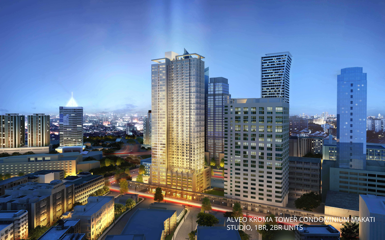 Kroma Tower Condominium Makati