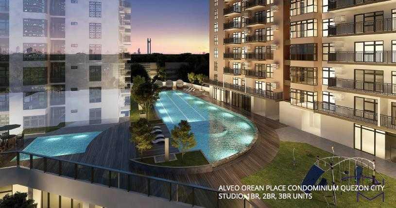 Orean Place Condominium Quezon City