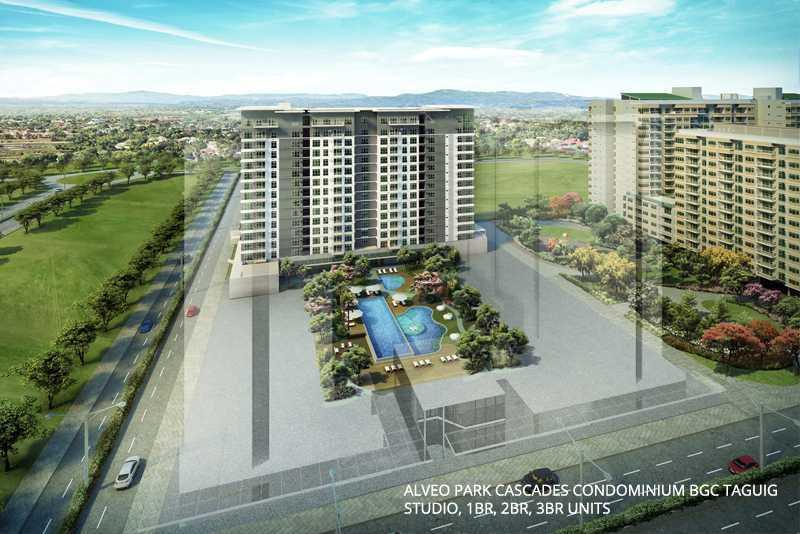 Park Cascades Condominium BGC Taguig