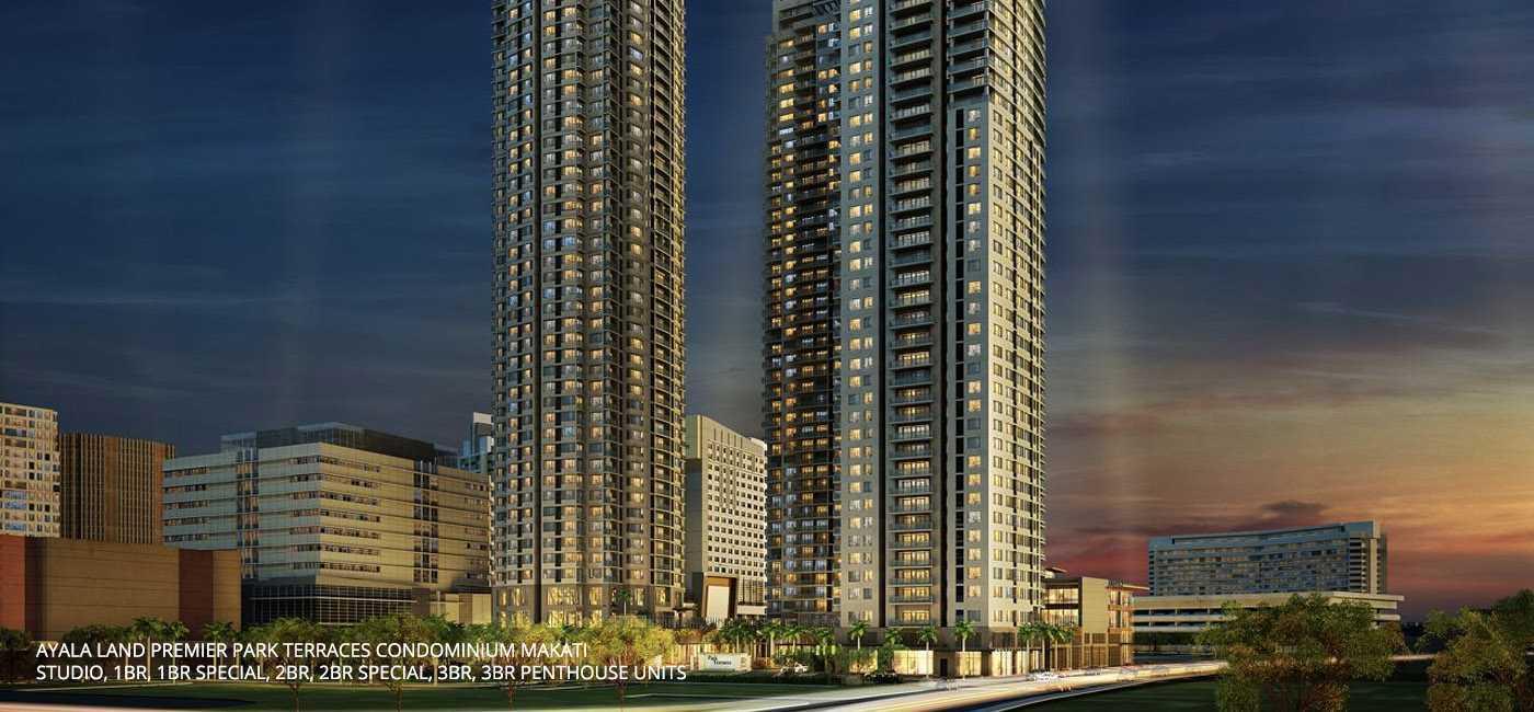 Park Terraces Condominium Makati