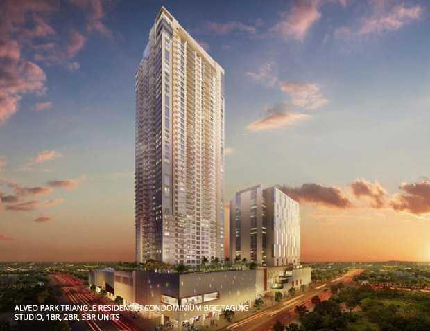 Park Triangle Residences Condominium BGC Taguig