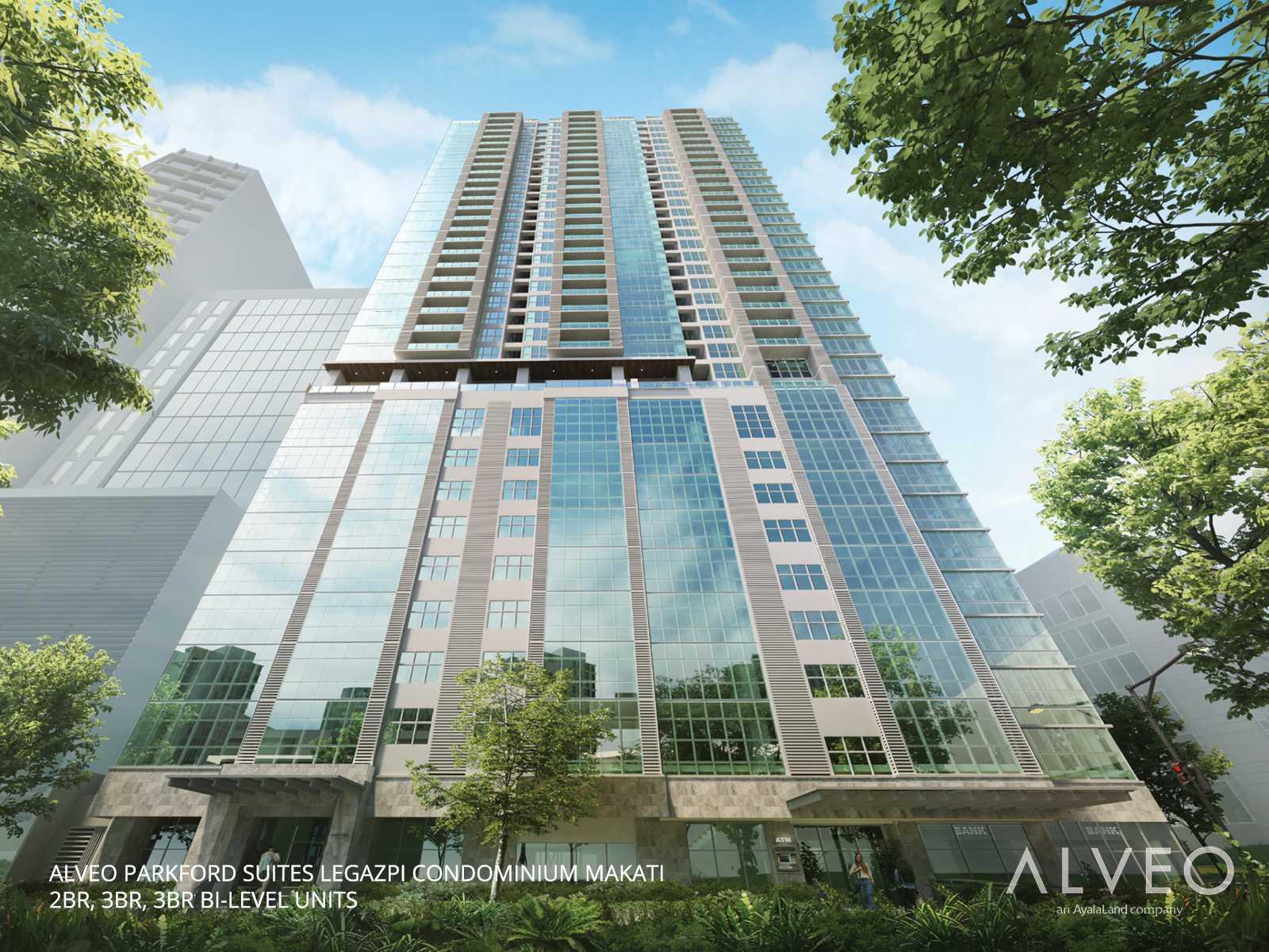 Parkford Suites Legazpi Condominium Makati