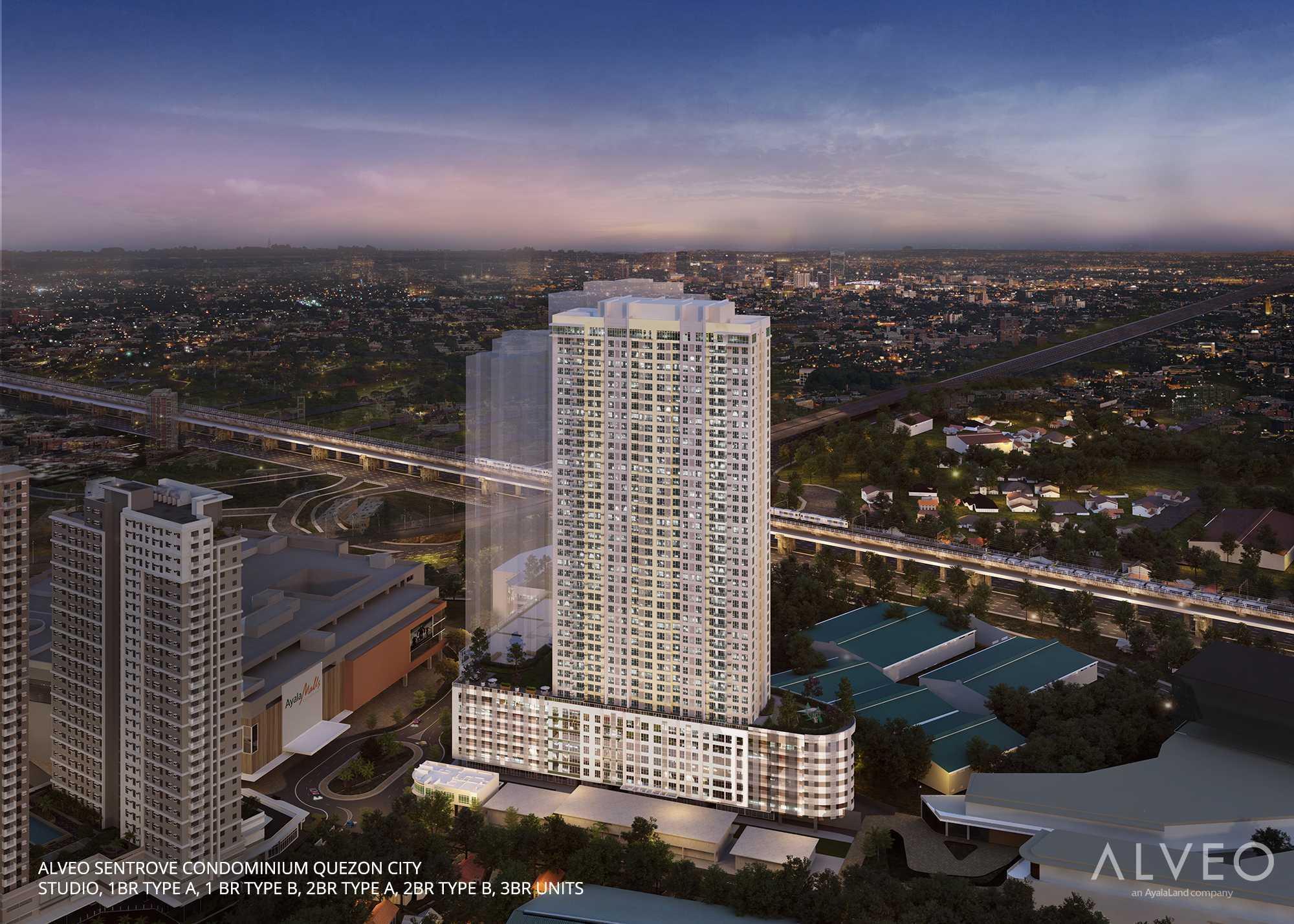 Sentrove at Cloverleaf Condominium Quezon City