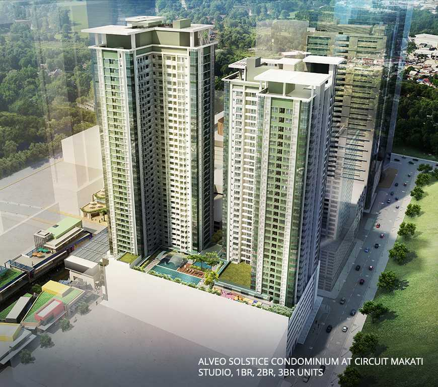 Solstice Condominium Makati