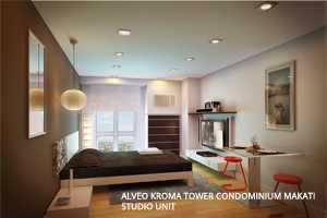 Studio Unit Kroma Tower Condo Makati