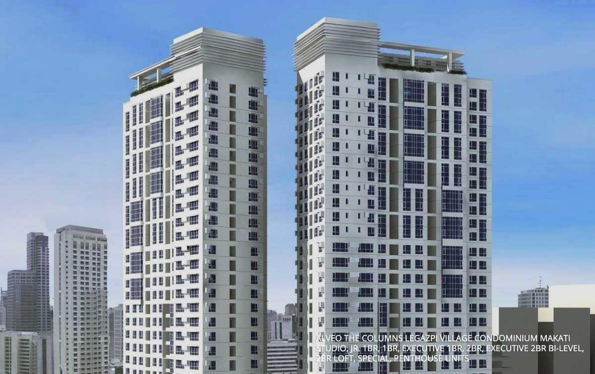 The Columns Legazpi Village Condominium Makati