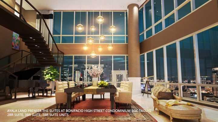 The Suites at One Bonifacio High Street Condominium BGC Taguig