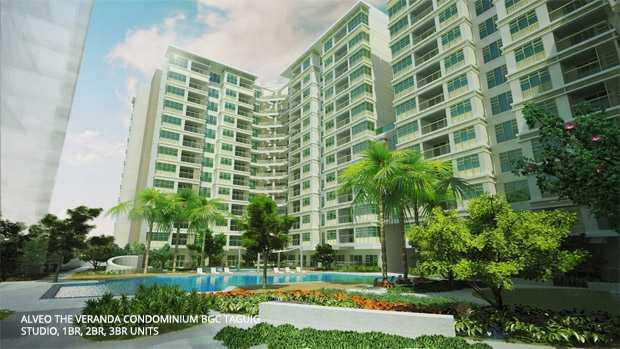 The Veranda Condominium BGC Taguig