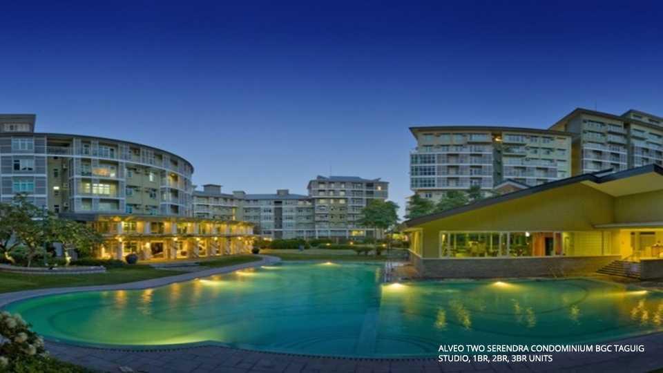 Two Serendra Condominium BGC Taguig
