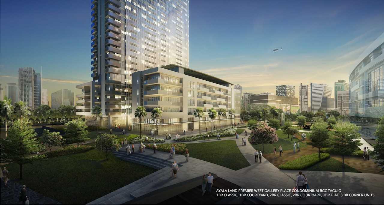 West Gallery Place Condominium BGC Taguig